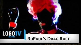 RuPaul's All Stars Drag Race - Black Light Tease - Logo TV