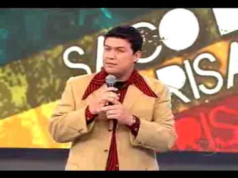 Faustao Alex Nogueira e Joao Besouro Saco de risadas 21 3 2010 parte 2