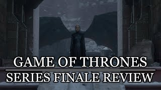 Game of Thrones | Season 8 Episode 6 'The Iron Throne' Review