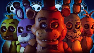 Console version of FIVE NIGHTS AT FREDDY'S cancelled