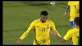 Brazil Vs Panama (2-0) Goals + Highlights - Friendly Match 30/05/16