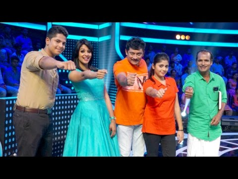 Minute to win it | 'Minute' with team Thatteem Mutteem | Mazhavil Manorama