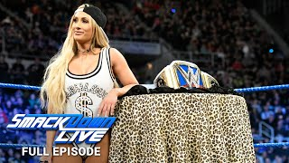 WWE SmackDown LIVE Full Episode, 17 April 2018