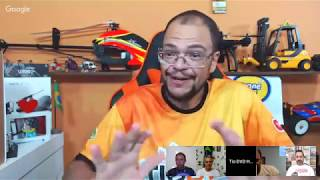 50K TIO DVD HOBBIES - LIVE #04 28/03/2019 - Wanzam E Amigos