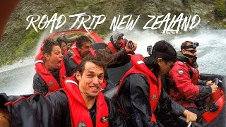 GoPro Skate: Road Trip New Zealand -