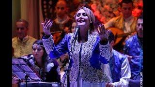 Manal GHERBI Chante la Nouba Mezmoum au prix Abdelkrim DALI 2018