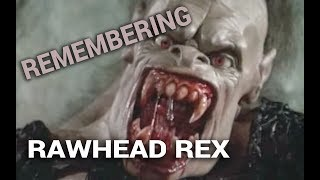 Remembering: Rawhead Rex (1986)