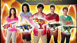 Song nuevo  de pawer rangers dino charge
