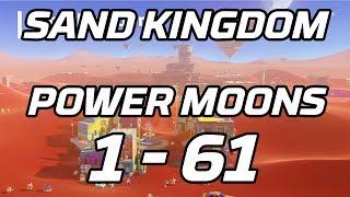 [Super Mario Odyssey] Sand Kingdom Power Moons 1 - 61 Guide