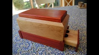 Making a Secret Compartment Box // Inspired by Dustin Penner