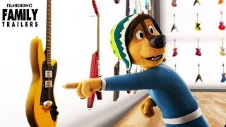 "Rock Dog - Animated Family Movie Trailer – ""Follow Your Dream"""