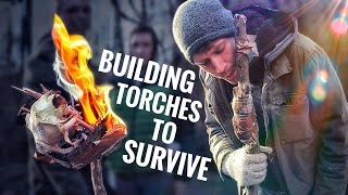 Surviving with only DUCT TAPE & WILLPOWER