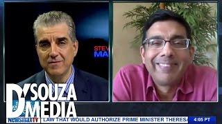 D'Souza: Trump Is A
