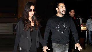 Salman Khan & Katrina Kaif Leaves Together For Austria | Tiger Zinda Hai Shoot Kick Starts