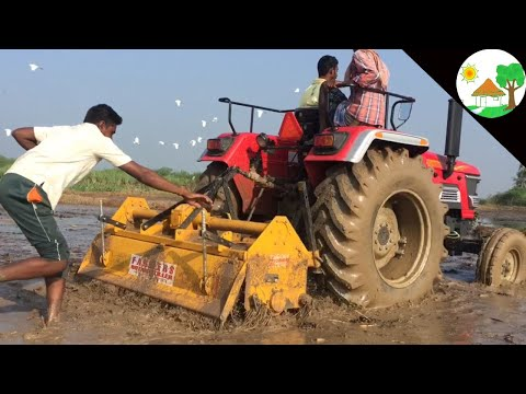 Xxx Mp4 Mahindra Tractor New Launch 🚀 2018 Model Mahindra ARJUN 555 Tractor Come To Village 3gp Sex
