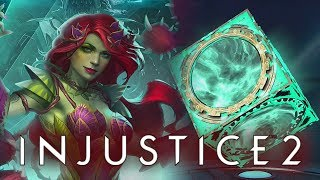 POISON IVY PREMIUM HERO CHESTS OPENING | Injustice 2 Chest Opening PART 8 (IOS/Android)