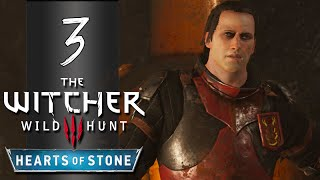 Let's Play ► The Witcher 3: Hearts of Stone - Part 3 - Rose on a Red Field