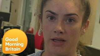 Emmerdale Actress Isabel Hodgkins Was at Manchester Arena During Explosion | Good Morning Britain