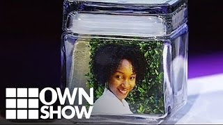 A Unique Mason Jar Photo Display | #OWNSHOW | Oprah Online