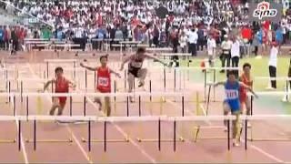 Corrida com obstáculos Fail
