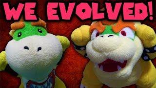 Crazy Mario Bros - We Evolved!