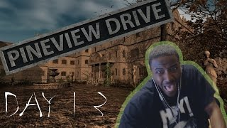 Pineview Drive Gameplay Walkthrough DAY 13 CROWS?!?!?!?! ( HORROR GAME )