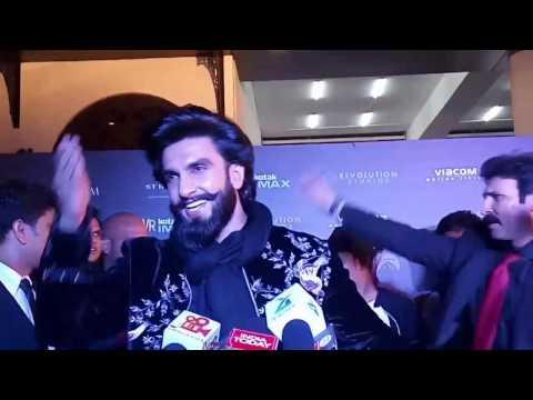 Ranveer Singh At Premiere And Red Carpet Of XXX Return Of Xander Cage   Padmavati   Deepika Padukone