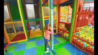 Özdilek AVM Oyunevinde oyunlar yerden yüksek, körebe, saklambaç , eğlenceli çocuk videosu