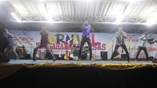 Rutra Arts Dance Performance (Politeknik Suktan Azlan Shah )