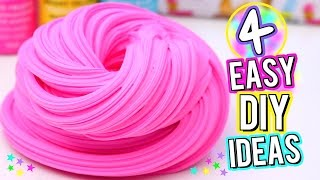 DIY Bubblegum Slime! How To Make Slime! 4 DIY Despicable Me Ideas YOU NEED TO TRY!