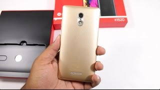 Itel it1520 Selfie Pro Unboxing & Hands on, Camera, Features