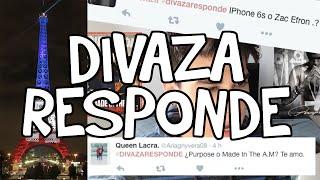 PRAY FOR PARIS, YOUTUBERS QUE NO LA DAN Y MÁS: DIVAZA RESPONDE 3
