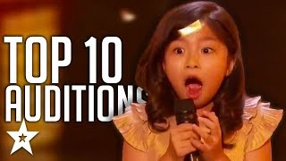 BEST Kid Auditions And Performances EVER On Got Talent Around The World!   Got Talent Global