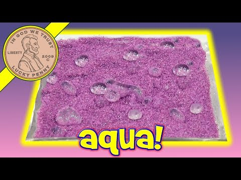 Aqua Sand Magic Sand That Never Gets Wet Spin Master Toys