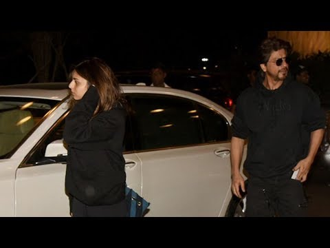 Xxx Mp4 Shah Rukh Khan Snapped With Gorgeous Daughter Suhana Khan At Airport 3gp Sex