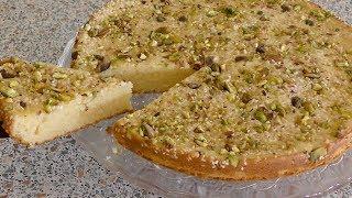 Cake Without Oven - Moist Cake Recipe - Yogurt Cake Without Oven - کیک ماست