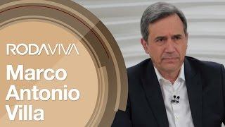 Roda Viva   Marco Antonio Villa   16/01/2017