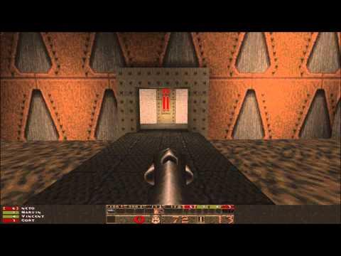 Quake 1 multiplayer : The Abandoned Base