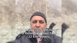 K2 Base Camp-An Unforgettable Journey
