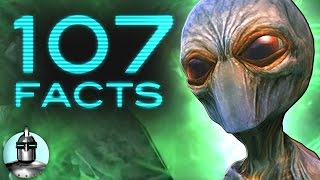 107 XCOM Facts YOU Should Know! | The Leaderboard