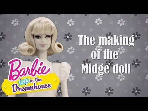 Xxx Mp4 Behind The Scenes Midge Edition Barbie LIVE In The Dreamhouse Barbie 3gp Sex