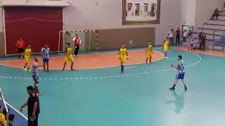 تعادل الاهلي والدير ضمن الدوري البحريني لكرة اليد