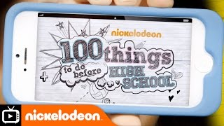 100 Things | Theme Tune | Nickelodeon UK