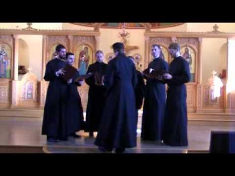 St. Vladimir s Seminary Men s Choir