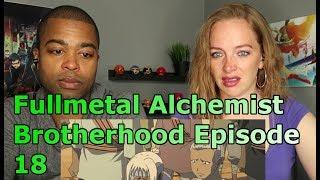 Fullmetal Alchemist: Brotherhood Episode 18