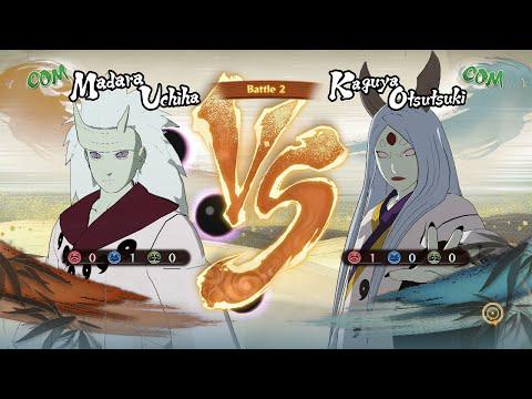 Xxx Mp4 Naruto Shippuden Ultimate Ninja Storm 4 Madara Uchiha Six Paths VS Kaguya Otsutsuki 3gp Sex