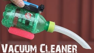 How to make a powerful Vacuum Cleaner using 2 coreless motors