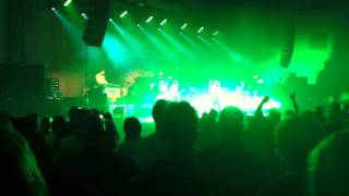 Third Day - Lift Up Your Face (New Song) - Terre Haute, IN - 8/14/10