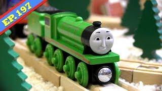 Henry Gets Stumped | Thomas & Friends Wooden Railway Adventures | Episode 197
