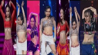 Proneeta Swargiary From Dance India Dance 5 Hot Tribute HD